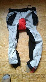 Cyklistické zateplené kalhoty