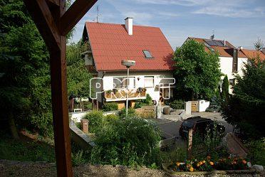 ubytování v rezidenční čtvrti v Olomouci