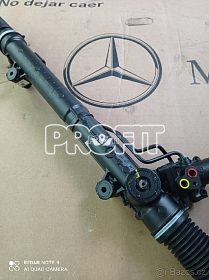Řízení na vozidla Mercedes-Benz
