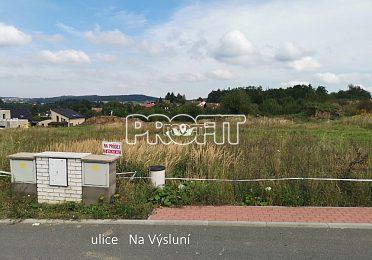 Stavební pozemek 1362 m2 - Strančice  Praha východ