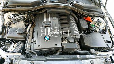 BMW 525xi, E61, 160 kW, 2008, benzin, XDRIVE, 2.MAJITEL
