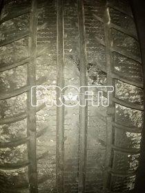 Prodám zimní pneumatiky + disky Peugeot