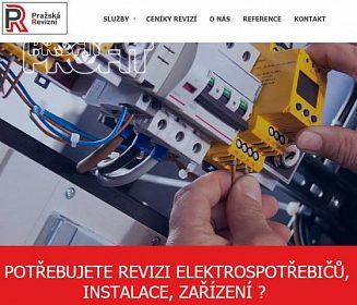 Revize elektrozařízení