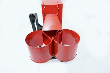 Drtič větví štěpkovač- špalíkovač RS 102 + H