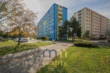 Prodej bytu 3+1 66 m2, Olomouc, ul. Schweitzerova