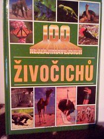 100 nejzajímavějších živočichů