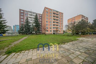 Prodej bytu 3+1 77 m2, Olomouc, ul. Kmochova