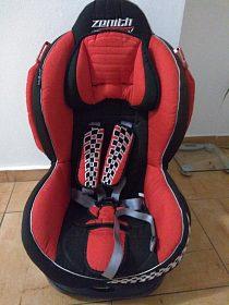 autosedačka ZENITH BABY POINT 2ks