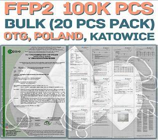 Roušky FFP2 (NE KN95)