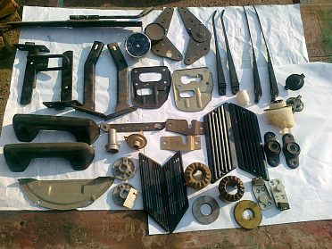 Škoda 105-130 nové nd ,
