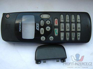 Nokia 1610 NHE-5NX kryt a klávesnice