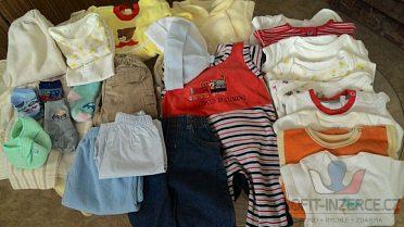 Kojenecké oblečení