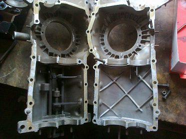 Škoda 100-130 nd.náprava.převod,