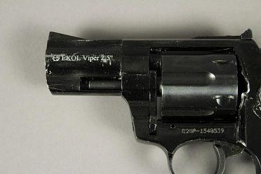 Koupím plynový revolver