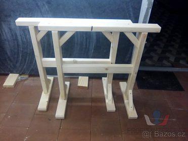Dřevěné kozy, stavební, stolařské