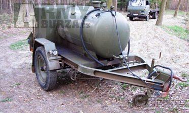 Cisterna PHM a oleje