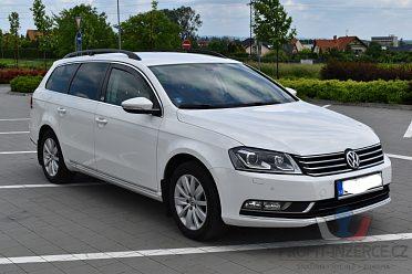 Volkswagen Passat 1,4TSI / 110kW CNG + +