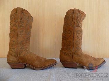 Kovbojské boty
