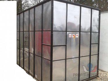 Prodám stavební buňku,sklad,boudu na nář