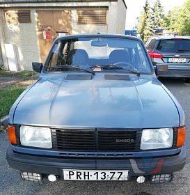 Škoda 120 Lux
