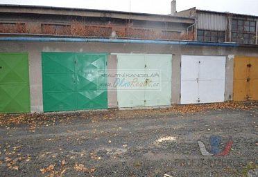 Prodej garáže Přerov I-Město