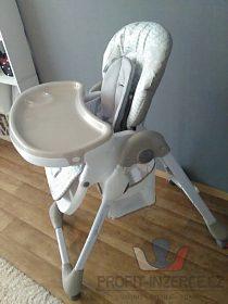 Jídelní židle BABY  MIX  se slevou