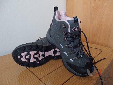 Turistické dámské boty