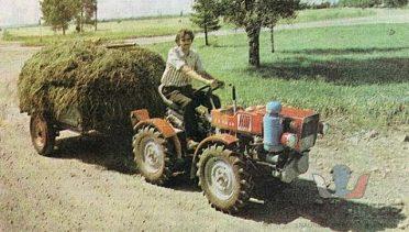 Koupím malotraktor tz-4k