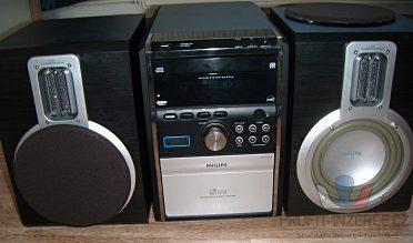 Micro Hi-Fi system Philips MCM726