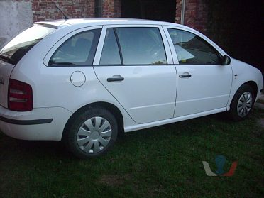 Škoda Fábia 1,9 SDI