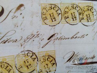 Dopisy,dopisnice do r. 1955 odkoupím