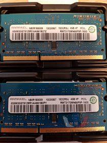 paměťRamalex4GB PC3L RMT3170MN68F9F-1600