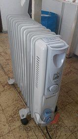 Elektrický olejový radiátor RAVANSON