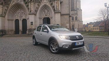 Dacia Sandero II Stepway,2018,8000km!!!!