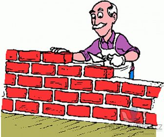 Stavební práce menšího rozsahu.