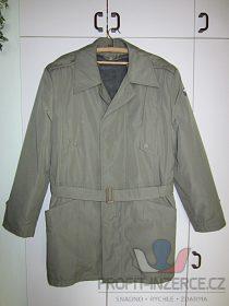Vojenský kabát