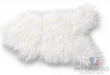 Pravá dekorativní ovčí kožešina