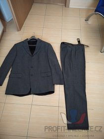 Pánský oblek OP Prostějov vel 50