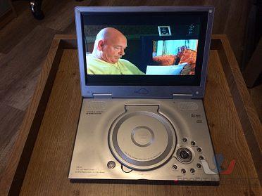 Přenosný DVD přehrávač GoGEN