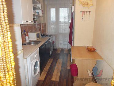 Prodám družstevní byt 2+1 v Prostějově.