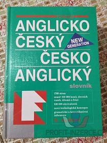 Slovník česko-anglický, anglicko-český