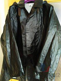 Gumový kabát
