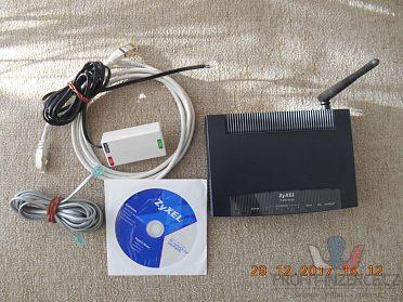 Prodám router Zyxel P-600