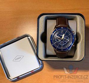 Pánské hodinky Fossil original, model BQ