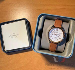 Dámské hodinky Fossil original, model BQ