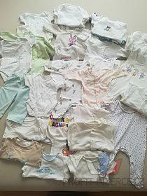 dětské prádlo a oblečení