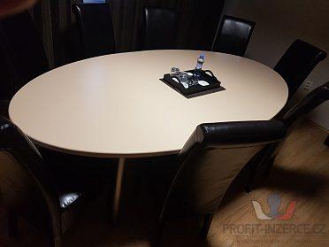Jednací stůl ovální