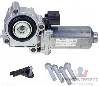 BMW X3 E83 VTG Rozvodovka ATC400 Motorek