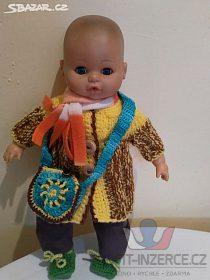 prodám nové oblečky na panenky