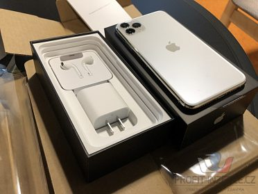 Nový Apple iPhone 11 Pro Max 512 GB